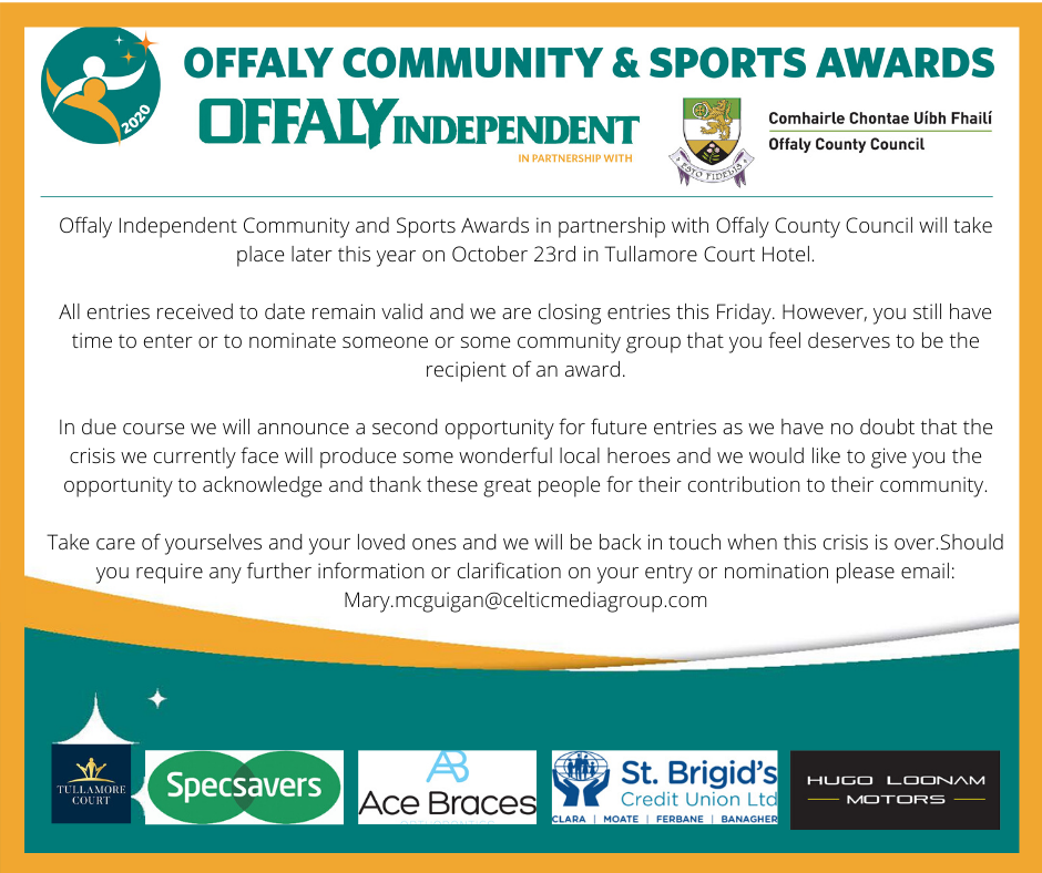 Offaly Community & Sports Awards
