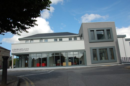Tullamore Central Library
