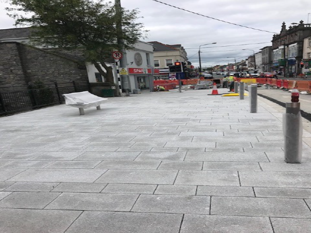 Tullamore Street Enhancement Update July 2019