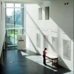 Photo of Exhibition space at Offaly County Council photo by Andy Mason