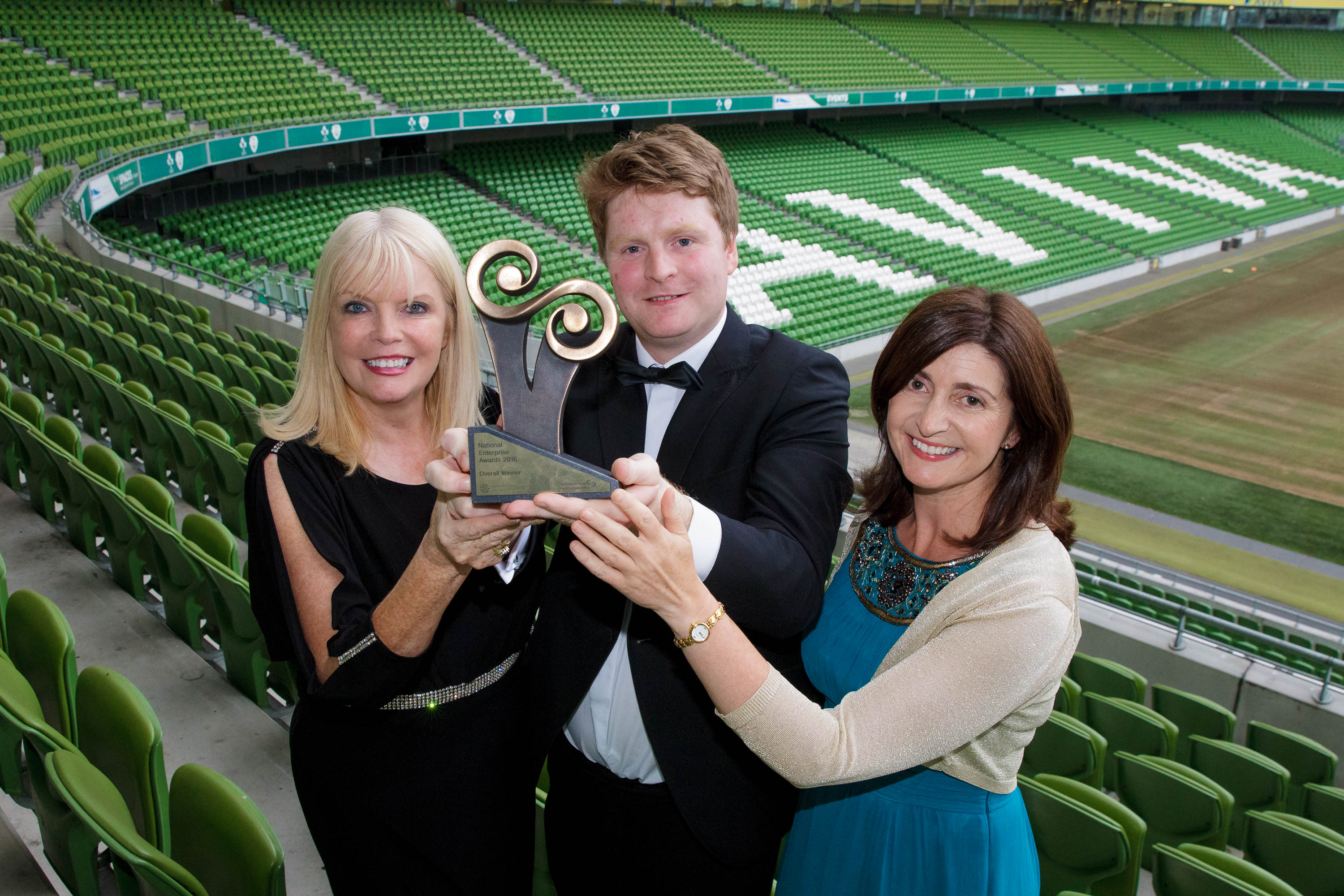 Winner of National Enterprise Awards Announced
