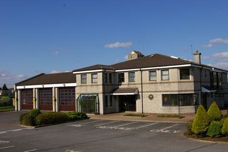 Tullamore Fire Station
