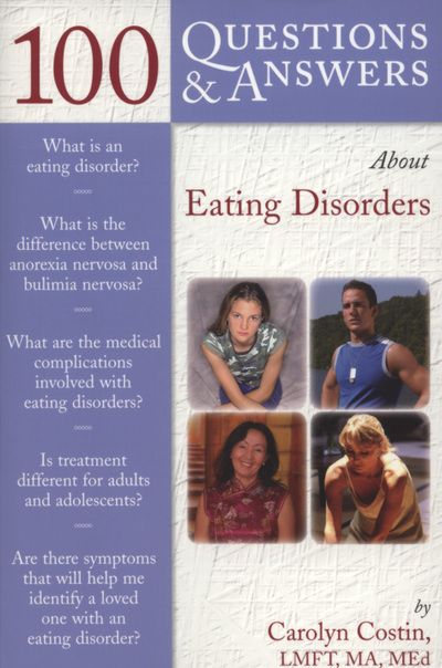 100 questions and answers about eating disorders
