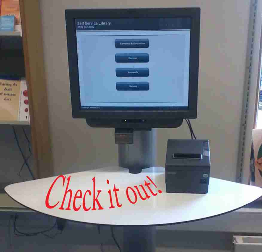 self check machine