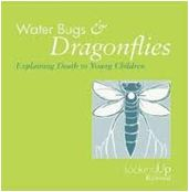 water bugs and dragonflies book cover