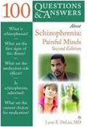 cover image from 100 Question and Answers about Schizophrenia by Lynn E. DeLisi