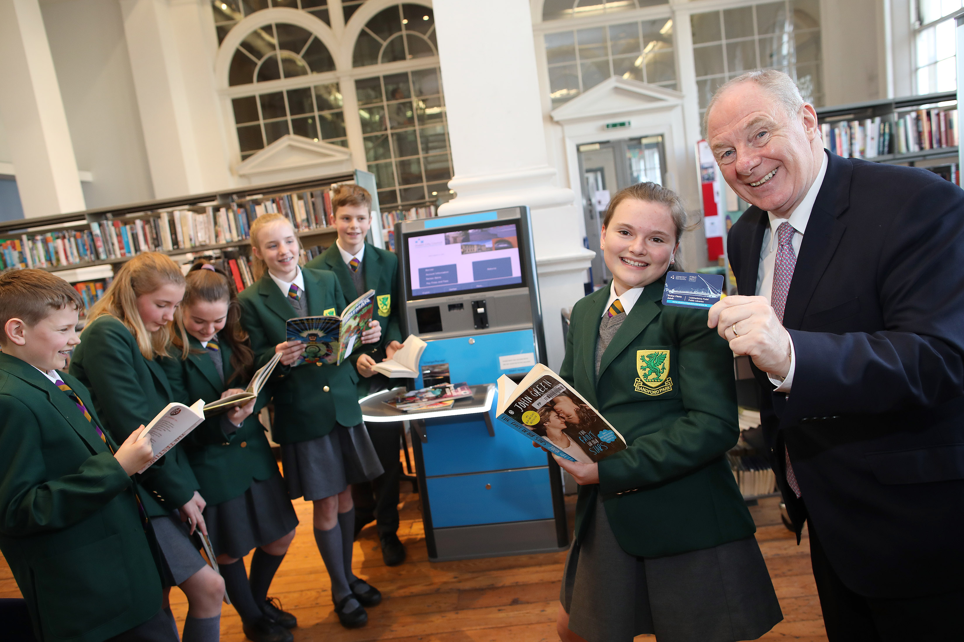 Press release - Offaly Libraries