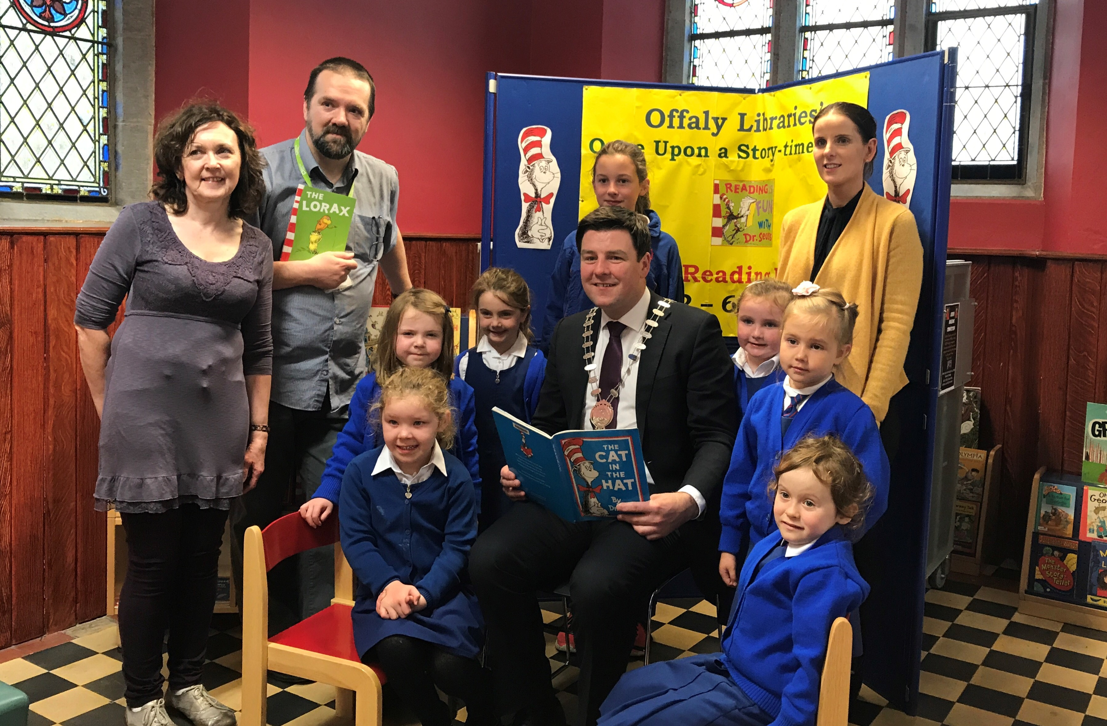 Once upon a Storytime - Birr Launch