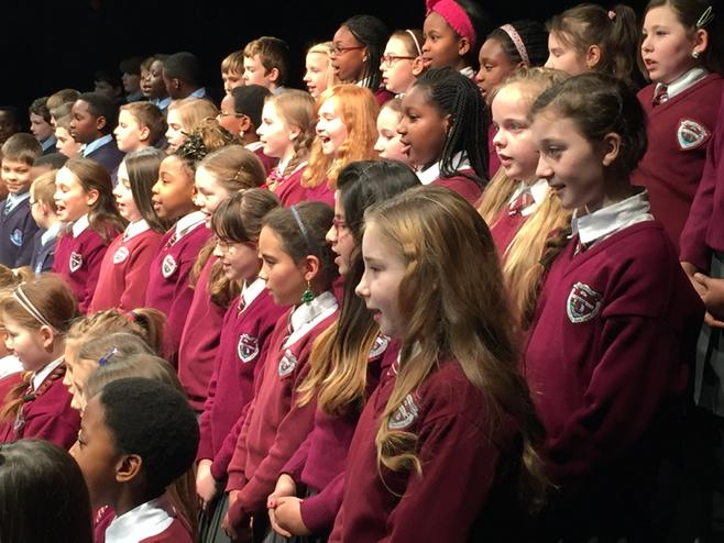 Athlone Schools Christmas Celebration